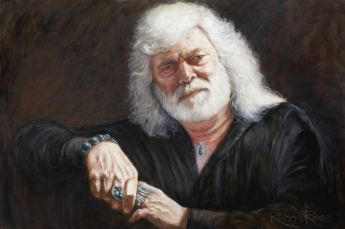 Title: Brian Cadd - This is Me, Subject: Brian Cadd, Artist: Robyn Ross
