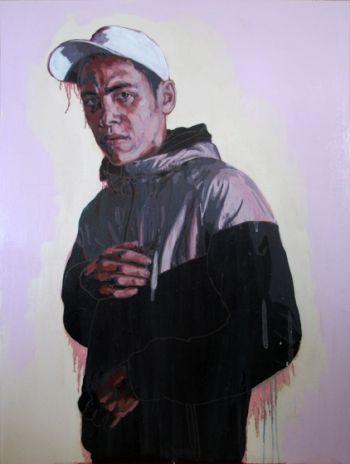 Title: Abdul Abdullah, Subject: Self Portrait, Artist: Abdul Abdullah