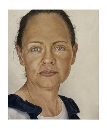 Title: Emma, Subject: Emma Mills, Artist: Rachel Barkess