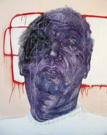 Title: Jimmy, Subject: James Hagan, Artist: Andrew Quilty
