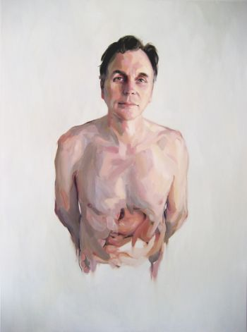 Title: Nobel Laureate, Subject: Professor Barry Marshall, Artist: Julian Meagher
