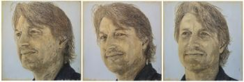 Title: Rob, Subject: Robert Cleworth, Artist: Judy Rogers