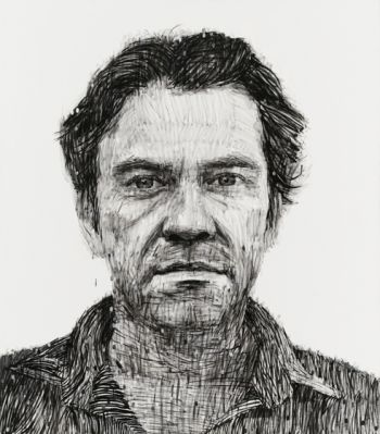 Title: Brendan Cowell, Subject: Brendan Cowell, Artist: Alan Jones