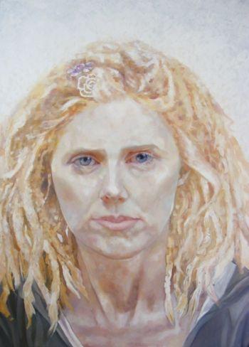 Title: Not Fade Away, Subject: Karen Kain, Artist: Anne McCaughey