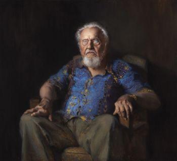 Title: Adrian Van As, Subject: Adrian Van As, Artist: Leigh Kaplan