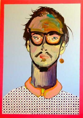 Title: Brendan Maclean, Artist: Jaye Early, Subject: Brendan Maclean