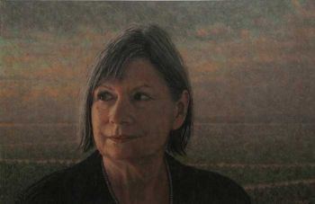 Title: A Portrait of Jenny, Artist: Nigel Hewitt, Subject: Jenny Janes Armati