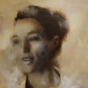 Title: Megan, Artist: Rachel Coad, Subject: Megan Neervoort