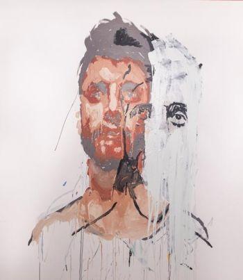 Title: Stefan, Artist: Benjamin Aitken, Subject: Stefan Camilleri