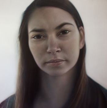 Artist: Tessa McOnie, Subject: Kimberley Benjamin, Title: Kimba