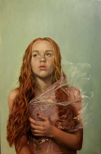 Artist: Aliss Nixon-McIvor   Subject: Kimberly   Title: Venus