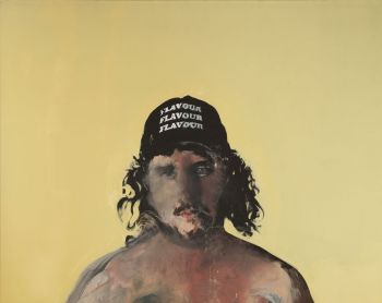 Artist: Benjamin Aitken | Title: Jack | Subject: Jack Shaw