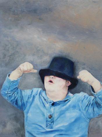 Artist: Susannah Curtis | Title: Lucah | Subject: Lucah Mathiassen