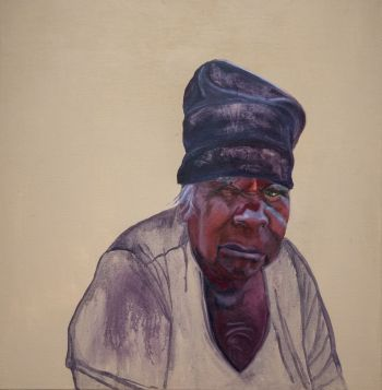 Artist: Ruth Leigh | Title: May Wokka Chapman | Subject: May Wokka Chapman