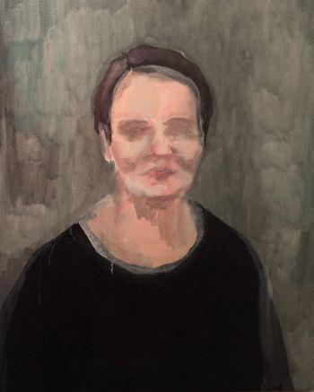 Artist: Torsten Knorr | Title: Jamie | Subject: Jamie Arkeveld