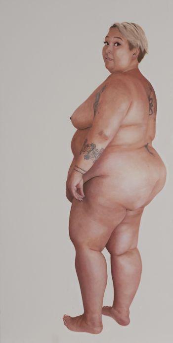 Artist: Stacey Korfiatis | Title: Jennifer | Subject: Jennifer Pitch