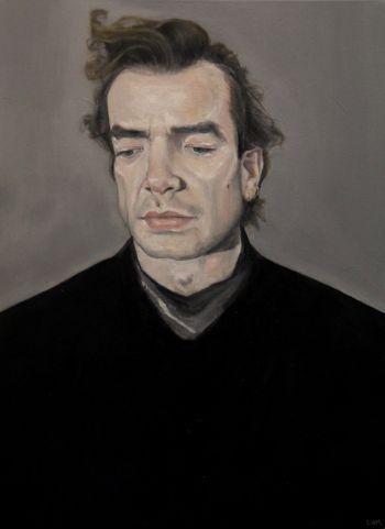 Artist: Liam Nunan | Title: Jonny Hawkins | Subject: Jonny Hawkins
