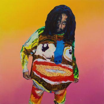Artist: Wade Taylor | Title: Ramesh | Subject: Ramesh Mario Nithiyendran