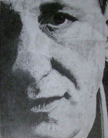 Title: Geoffrey Rush, Subject: Geoffrey Rush, Artist: Lillian Hendrie