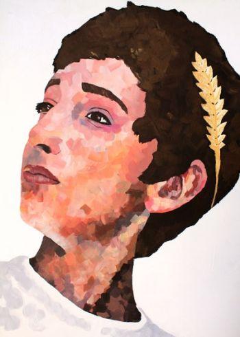 Artist: Jessica Baker, Year: 10, Title: My Little Prince(ss), Subject: Jack Baker