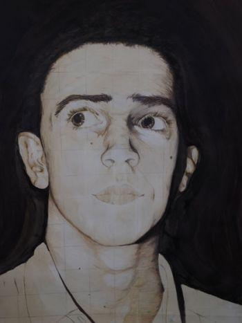 Artist: Joe Murray, Year: 11, Title: Self Portrait, Subject: Self Portrait