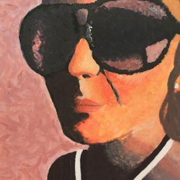 Artist: Georgia Bertolini, Year: 9, Title: Inner Warmth, Subject: Rhiannon Capararo