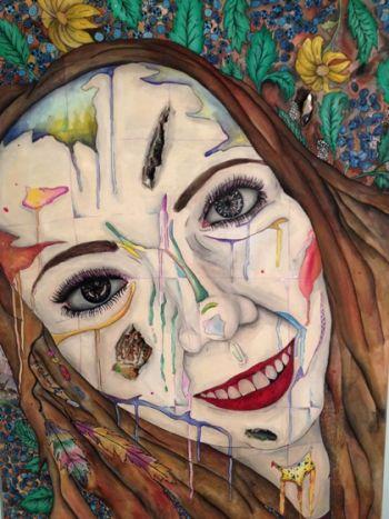 Artist: Georgia Chamberlain, Year: 12, Title: