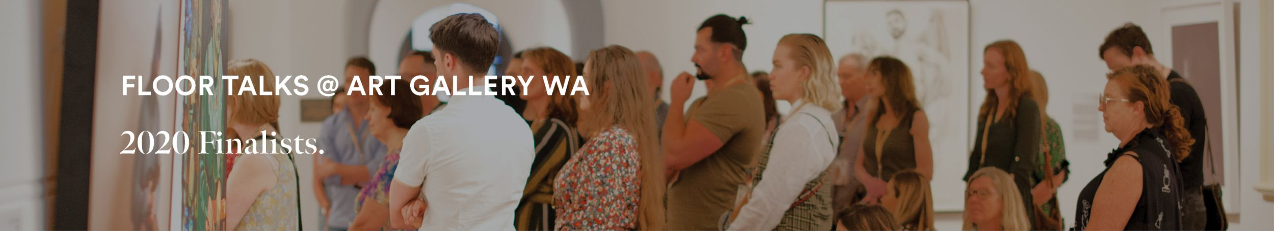 Artist Floor Talks | with AGWA's Associate Curator