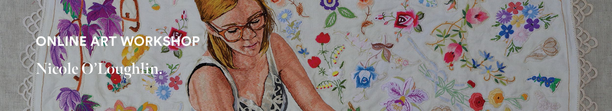 Online Workshop (Zoom) - Nicole O'Loughlin