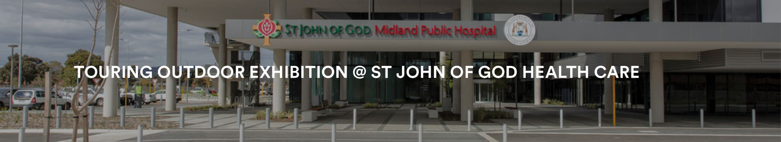 Touring Outdoor Exhibition - Salon des Refuses | St John of God Health Care Midland