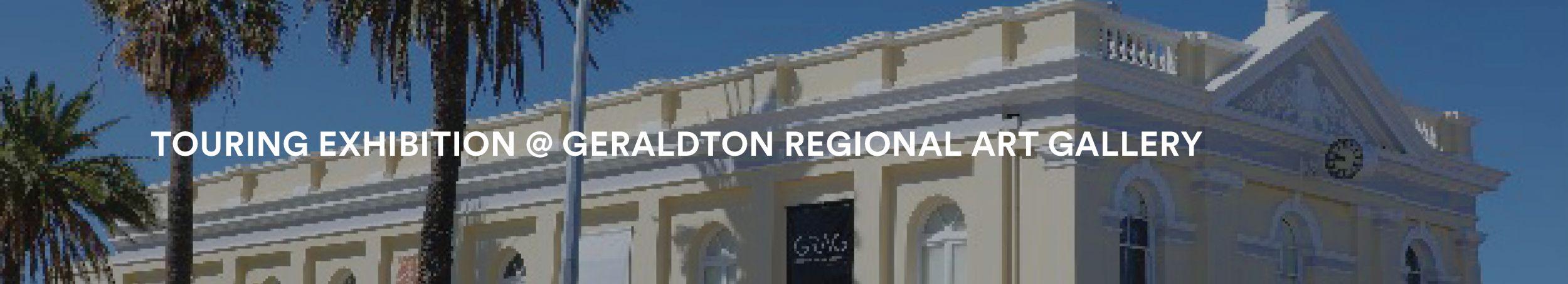 Touring Exhibition - 2020 Main Awards Finalists   Geraldton Regional Art Gallery
